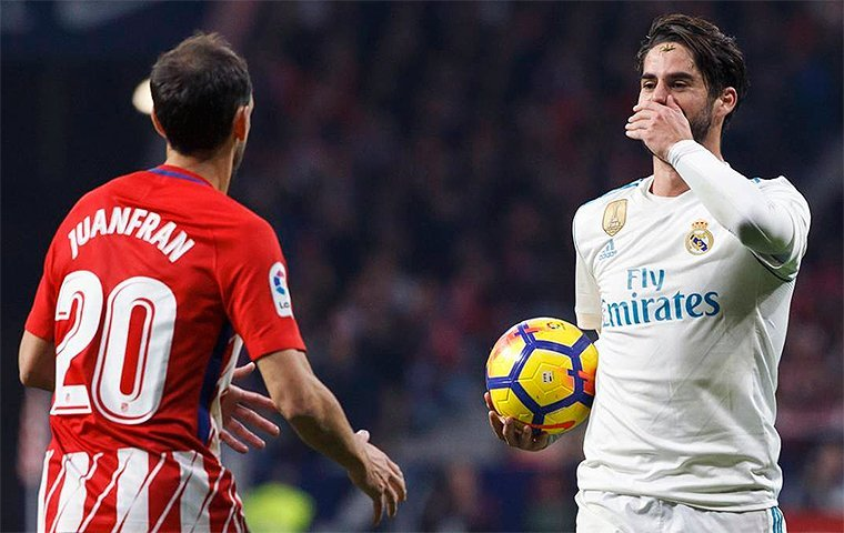 Promociones de Apuestas:Real Madrid Atlético de Madrid