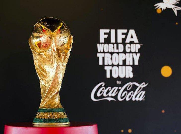 Sorteo Mundial 2018