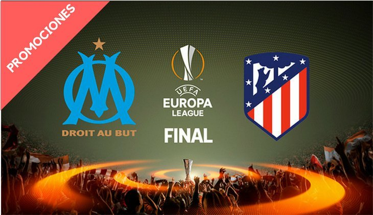 Final Europa League Promociones