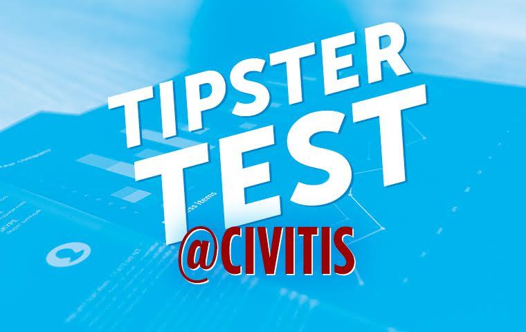 Tipster Test Civitis