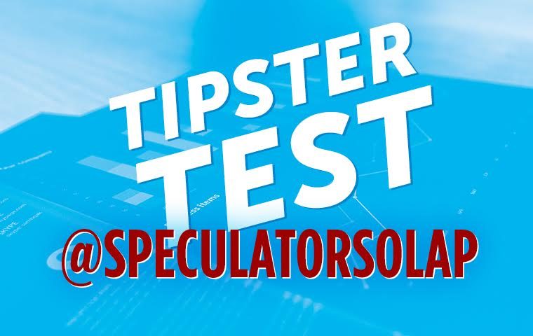 tipster test speculators