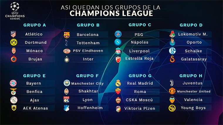 apuestas champions league
